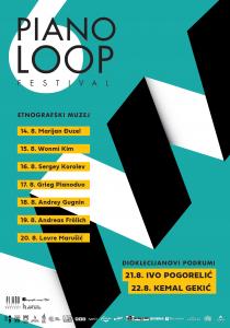 piano loop 2019 plakat